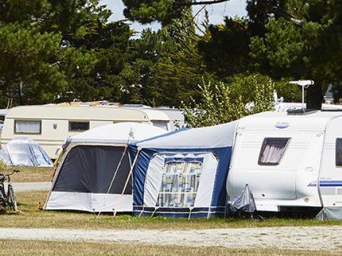 Camping municipal du Roch Vétür - Camping Morbihan - Image N°2