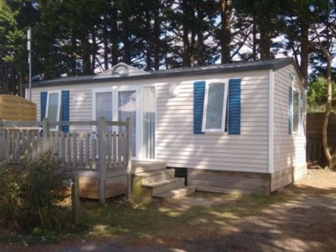 MOBILHOME 4 personnes - HOLIDAYS terrasse non couverte