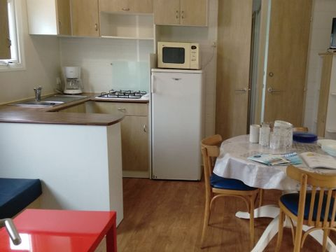 MOBILHOME 4 personnes - HOLIDAYS Terrasse couverte