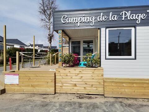 Camping La Plage - Camping Morbihan - Image N°2