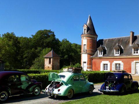 Camping L'Orangerie de Beauregard - Camping Indre-et-Loire - Image N°8