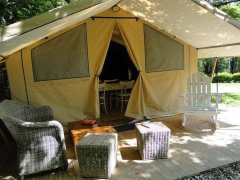 TENTE 5 personnes - Lodge Camelia