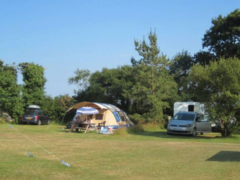 Camping Aire Naturelle de Keraluic - Camping Finistere