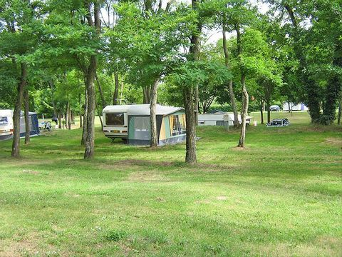 Camping L'isle Aux Moulins - Camping Loiret - Image N°2