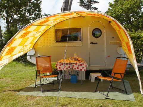 Camping Europeen de la Plage - Camping Finistere - Image N°2