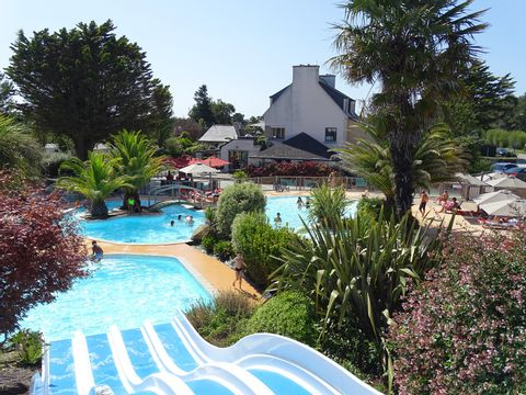 Camping Les Saules  - Camping Finistere