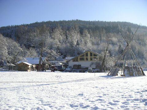 A La Caleche - Camping Vosges