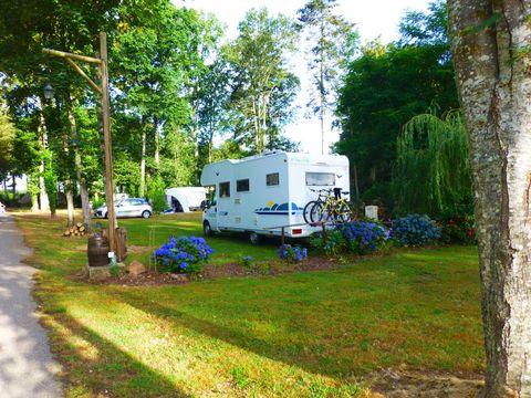 Camping L'etang D'aleth - Camping Morbihan - Image N°2
