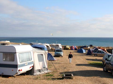 Camping G.C.U. Mesperleuc - Plouhinec - Camping Finistere - Image N°3