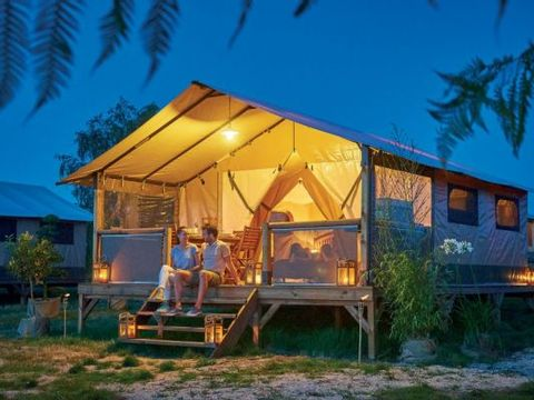 Camping-Gîte de Loquéran - Camping Finistere - Image N°2