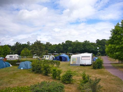 Camping Municipal de Paimpont - Camping Ille-et-Vilaine
