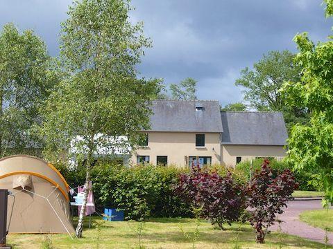 Camping Municipal de Paimpont - Camping Ille-et-Vilaine - Image N°2