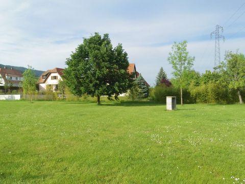Camping aire naturelle Du Moulin - Camping Haut-Rhin