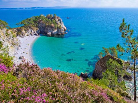 Camping de Goulit Ar Guer - Camping Finistere