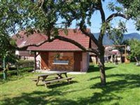 Camping aire naturelle de Meyer Charles - Camping Bas-Rhin