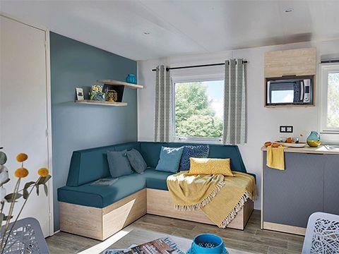 MOBILHOME 6 personnes - Premium - 3 chambres