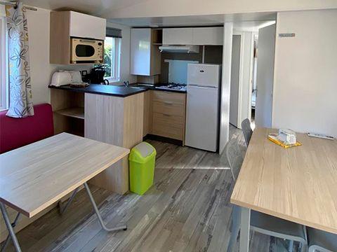 MOBILHOME 8 personnes - Premium - 4 chambres
