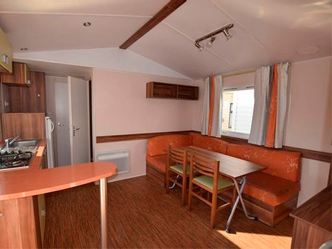 MOBILHOME 4 personnes - Eco - 2 chambres