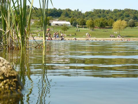 Aire Naturelle - Camping Meurthe-et-Moselle