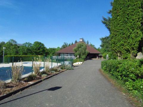 Campéole La Forêt - Camping Bas-Rhin