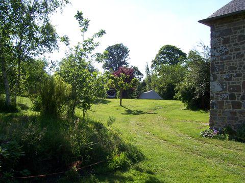 Camping à la ferme La safranière de l'ouest - Camping Ille-et-Vilaine