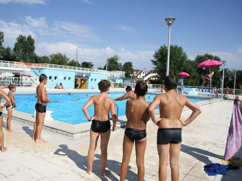 Camping aire naturelle Municipale - Camping Meuse - Image N°2