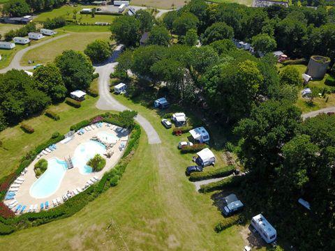 Camping Le Balcon de la Baie - Camping Ille-et-Vilaine - Image N°13