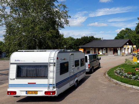 Camping Le Brabois - Camping Meurthe-et-Moselle - Image N°2