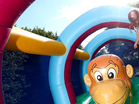 Camping Le Brabois - Camping Meurthe-et-Moselle - Image N°3