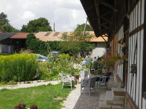 Camping à la ferme du Mont-Moret - Camping Marne