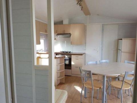 MOBILHOME 6 personnes - Florès - 2 chambres