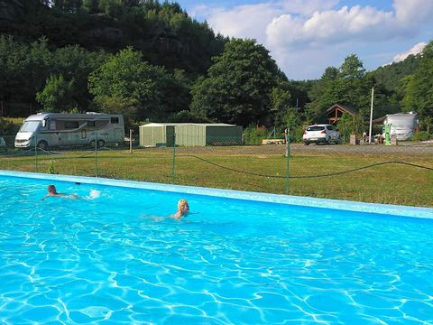 Moselle  Camping du Plan Incliné - Camping Moselle - Afbeelding N°2