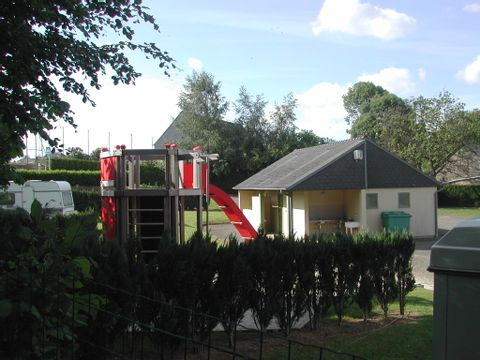 Camping aire naturelle Municipale Le Potager - Camping Manche