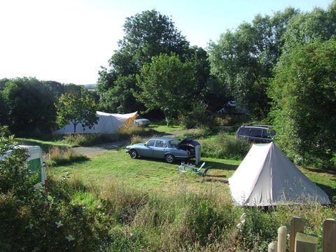 Camping aire naturelle Le Coq Hardi - Camping Cotes-Armor