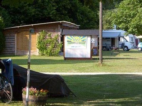 Camping A La Ferme De L'espe - Camping Meuse
