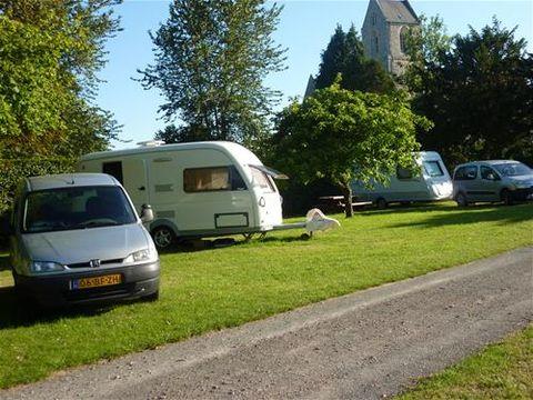 Camping aire naturelle Municipale Le Clos Vert - Camping Manche