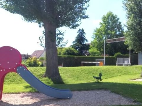 Oise  Camping De L'Abbatiale - Camping Oise - Afbeelding N°4