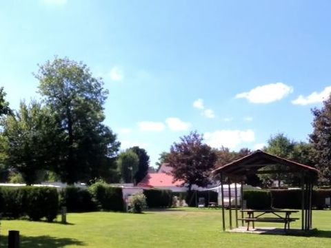 Oise  Camping De L'Abbatiale - Camping Oise - Afbeelding N°2