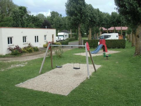 Oise  Camping De L'Abbatiale - Camping Oise - Afbeelding N°6