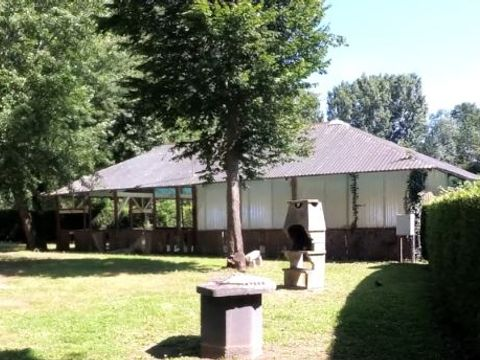 Oise  Camping De L'Abbatiale - Camping Oise - Afbeelding N°3