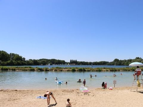 Oise  Camping De L'Abbatiale - Camping Oise - Afbeelding N°8