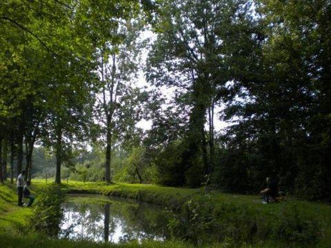 Camping De La Route Fleurie - Camping Pas-de-Calais