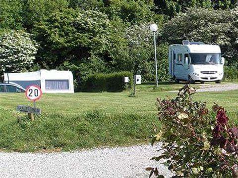 Camping aire naturelle Les Erables - Camping Pas-de-Calais