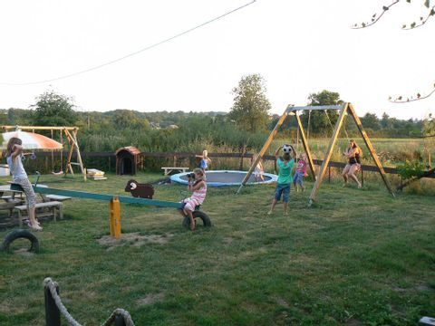 Le Petit Moulin - Camping Allier - Image N°3