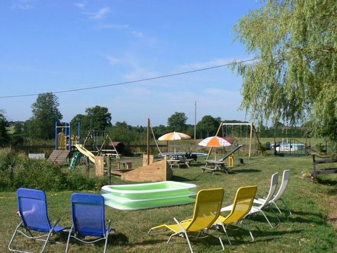 Le Petit Moulin - Camping Allier - Image N°5
