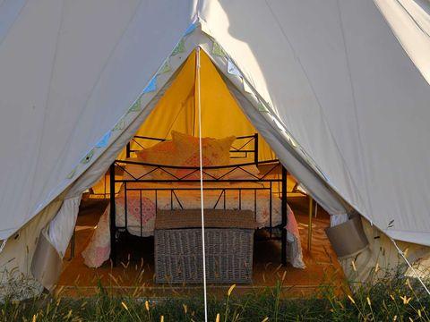 bidas vineyard glamping - Camping Landes - Image N°2