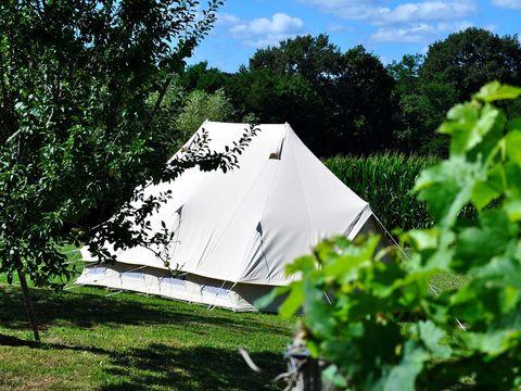 bidas vineyard glamping - Camping Landes