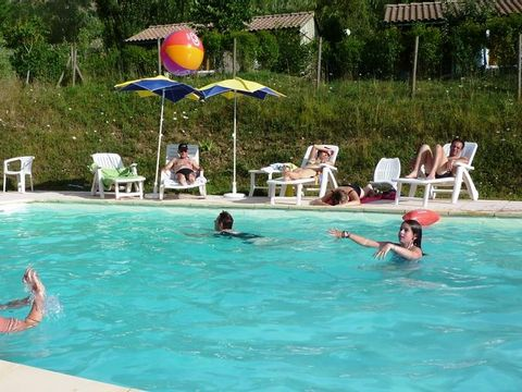 Causses et Vallees Vacances - Camping Aveyron - Image N°2