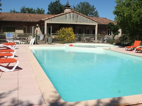 Causses et Vallees Vacances - Camping Aveyron