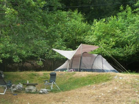 camping la clairiere - Camping Ariege - Image N°3